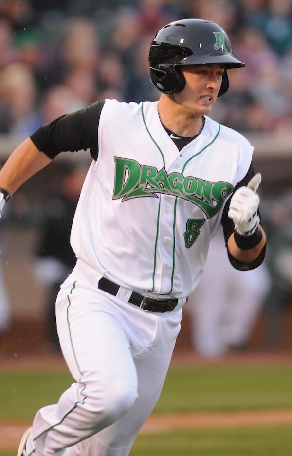Joe Hudson, Photo Credit: Dayton Dragons