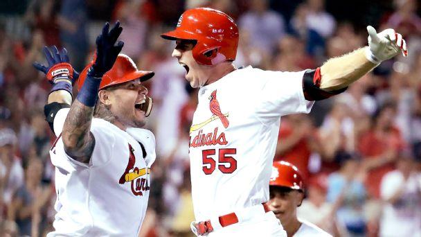 Cardinals Grichuk Molina