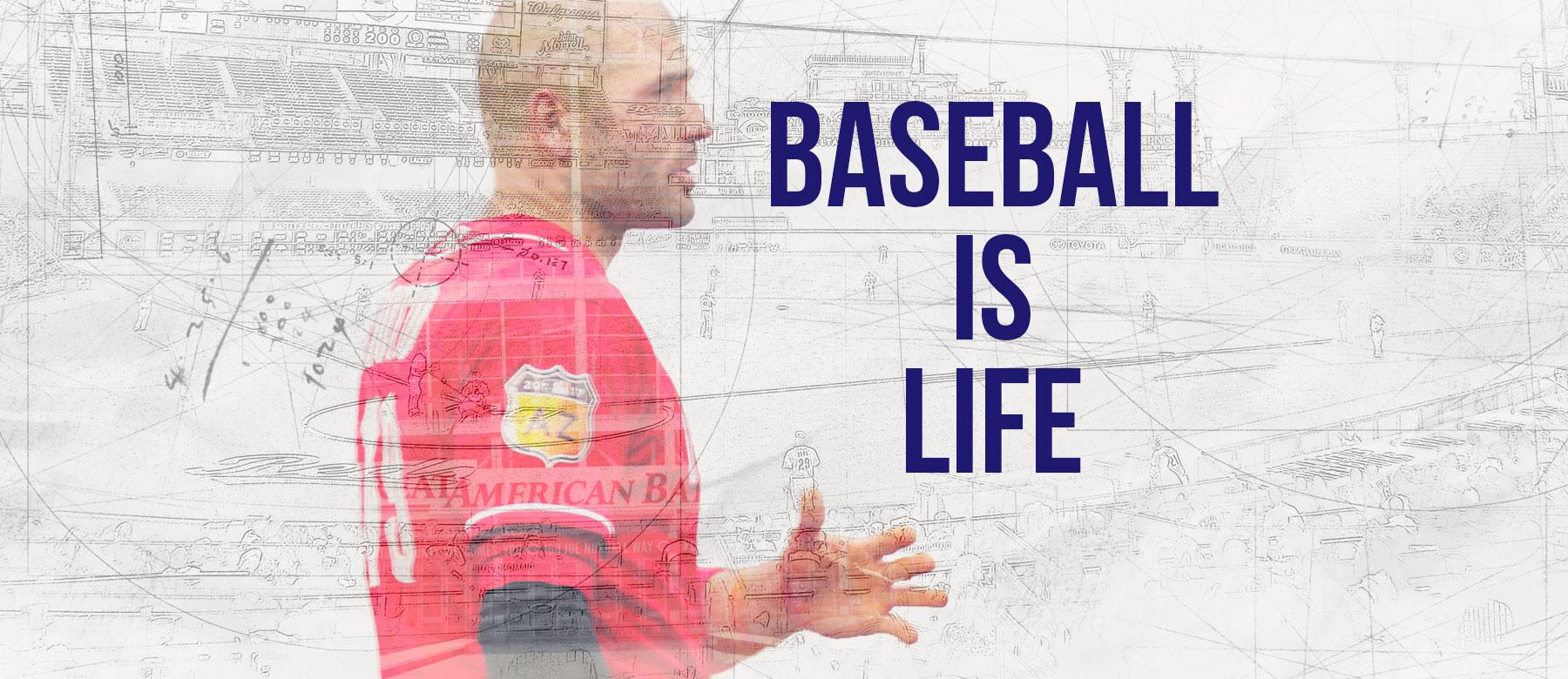 Baseball Is Life: A Plot of Ocean