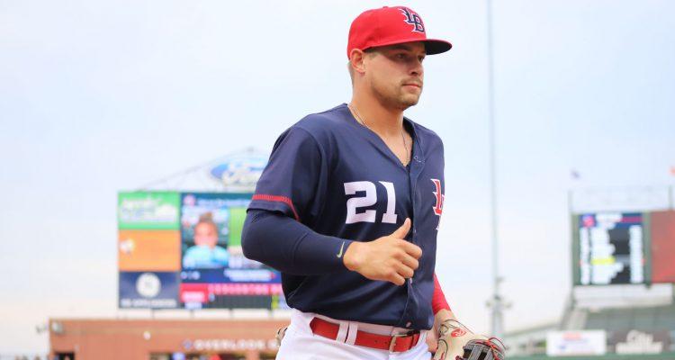 Brian O'Grady (Photo: Taris Smith / Louisville Bats)
