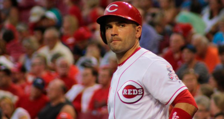 Joey Votto (Photo: Richard Fitch)