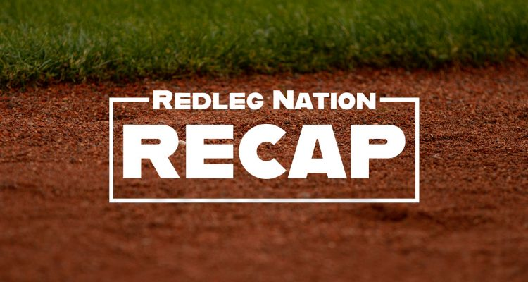 Redleg Nation Game Recap