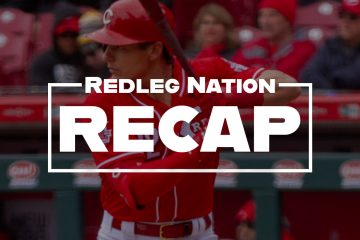 Redleg Nation Game Recap Derek Dietrich
