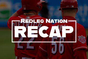 Redleg Nation Game Recap Derek Dietrich JR House