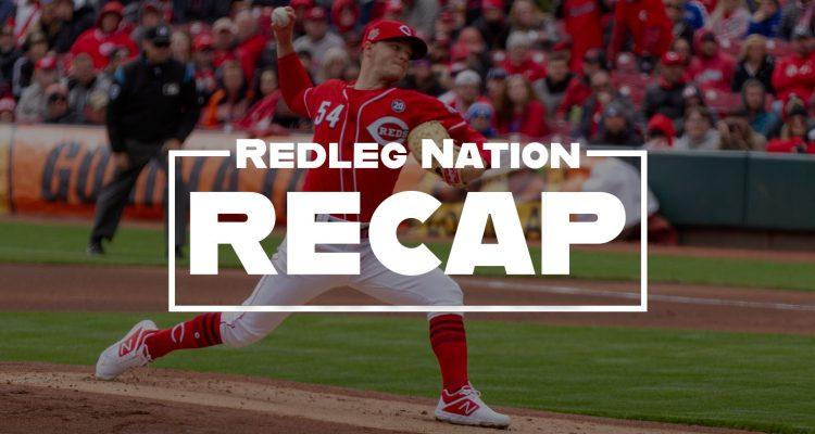 Redleg Nation Game Recap Sonny Gray