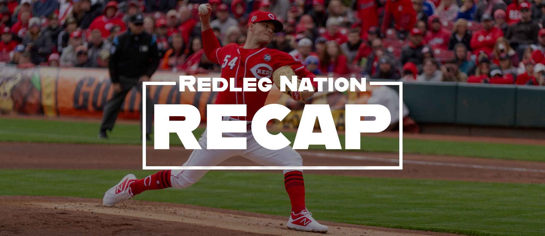 RN Recap: Gray dazzles as Reds 3-run first inning holds up