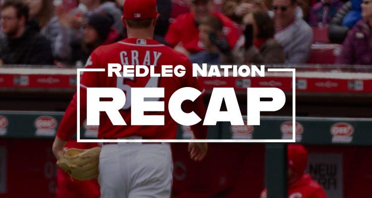 Redleg Nation Recap Sonny Gray