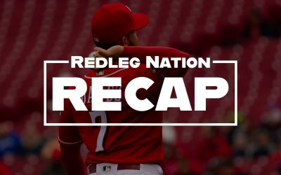 Redleg Nation Game Recap Suarez