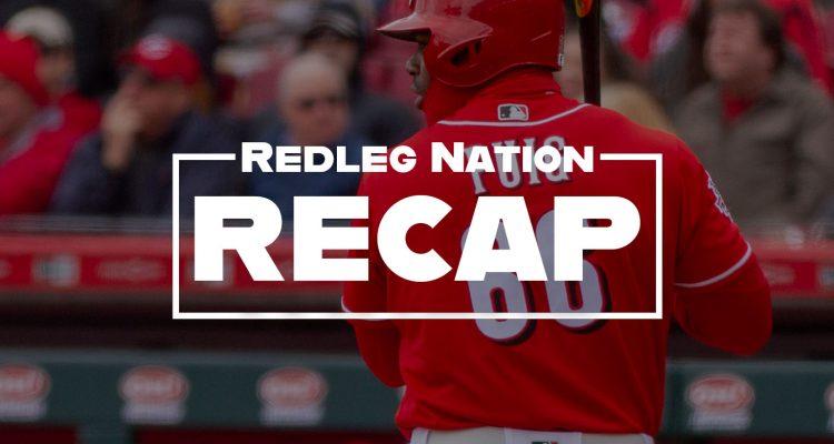 Redleg Nation Game Recap Yasiel Puig