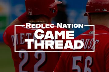 Redleg Nation Game Thread Derek Dietrich JR House