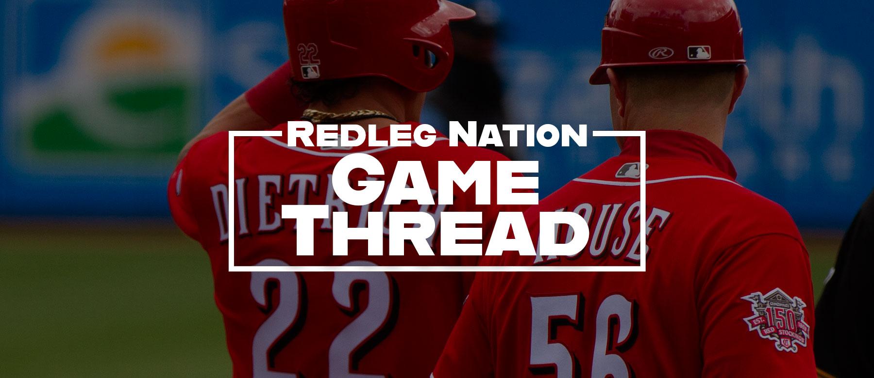 Reds vs. Rockies – July 13, 2019 - Redleg Nation