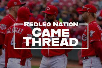 Redleg Nation Game Thread Generic Infield Jose Peraza
