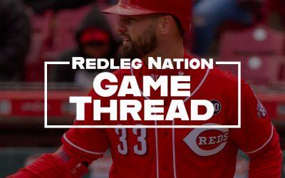 Redleg Nation Game Thread Jesse Winker