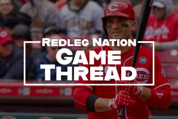 Redleg Nation Game Thread Joey Votto