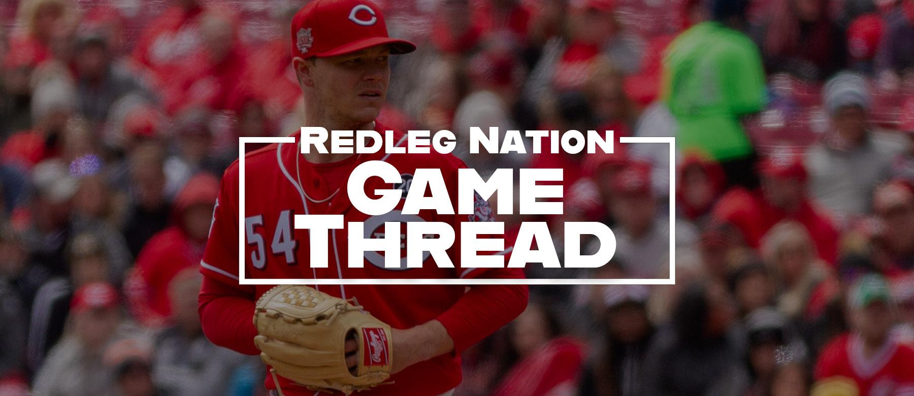 Milwaukee Brewers vs Cincinnati Reds - July 3, 2019 - Redleg Nation