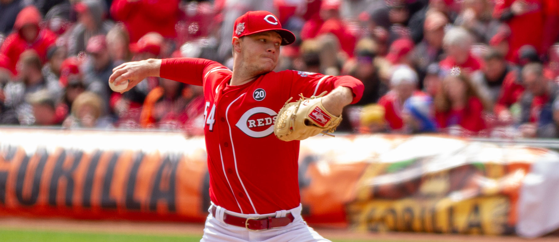 Reds starter Sonny Gray is a Comeback Player of the Year finalist - Redleg Nation
