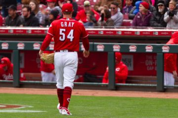 Sonny Gray (Photo: Doug Gray)