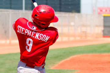 Tyler Stephenson (Photo: Doug Gray)