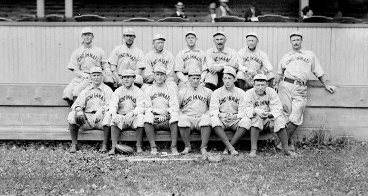 adbbff4db Cincinnati Reds 150 Throwback Uniforms - 1902 Edition - Redleg Nation