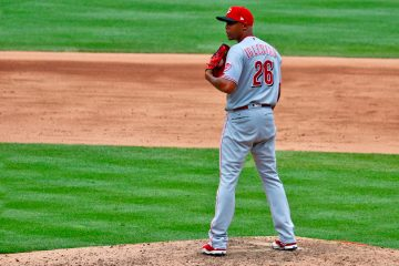 Raisel Iglesias (Photo: Chad Dotson)