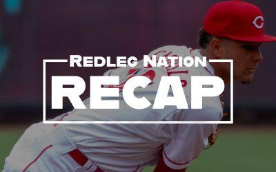 Redleg Nation Game Recap Luis Castillo