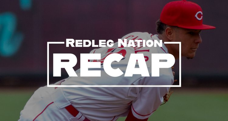 Redleg Nation Game Recap Luis Castillo