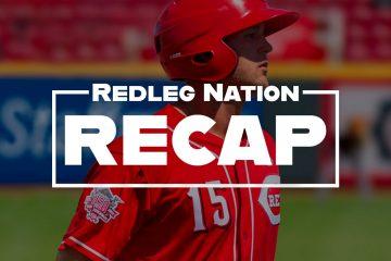 Redleg Nation Game Recap Nick Senzel