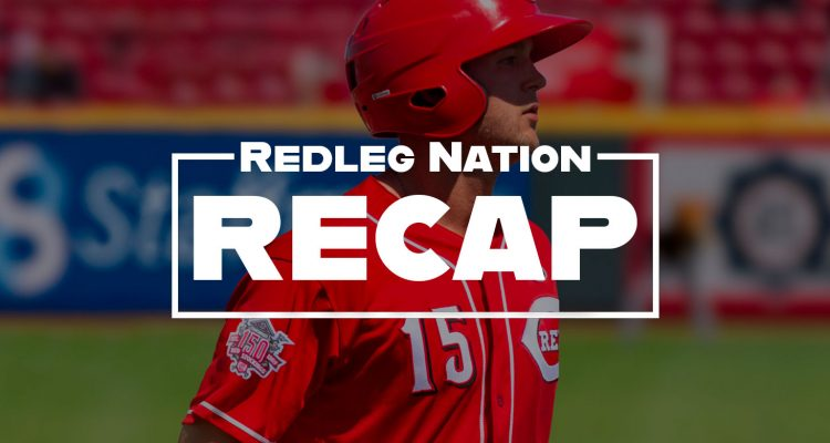 Redleg Nation Game Recap Nick Senzel