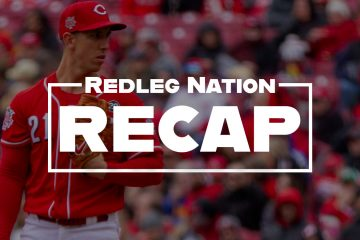 Redleg Nation Recap Michael Lorenzen