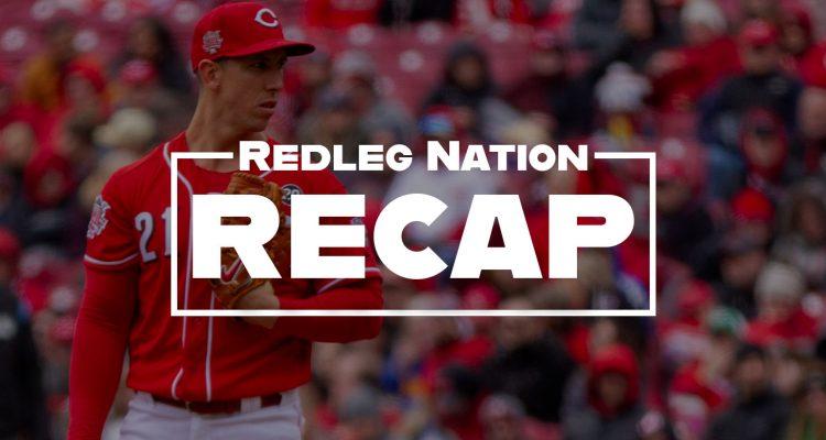 Redleg Nation Recap Michael Lorenzen