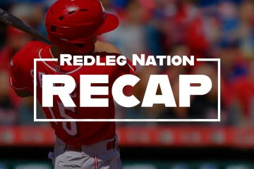 Redleg Nation Recap Nick Senzel