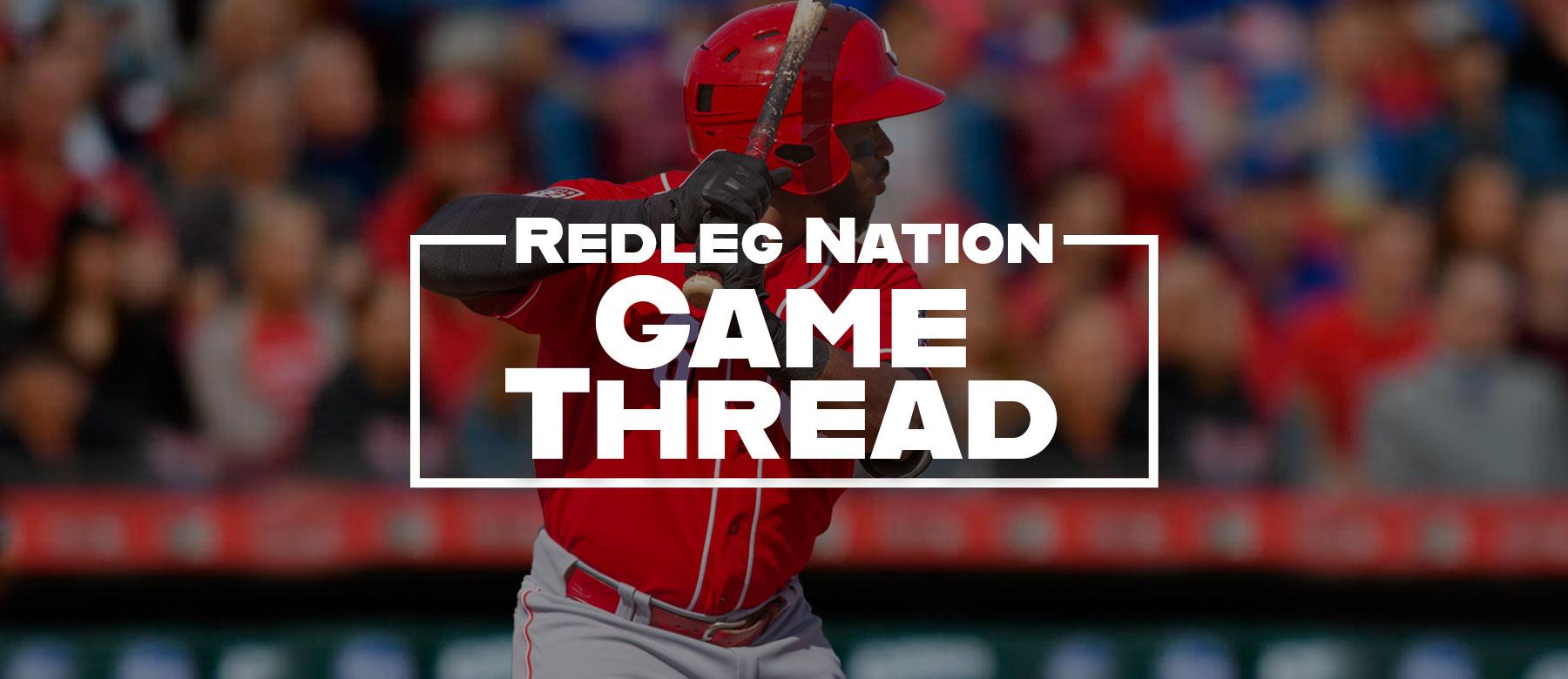 Cincinnati Reds vs Seattle Mariners - September 12, 2019 - Redleg Nation