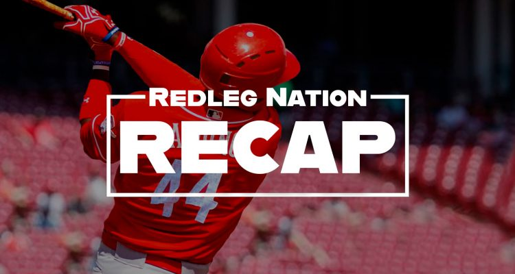 Redleg Nation Recap Aristides Aquino