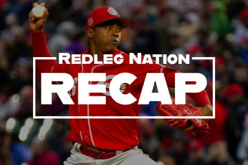 Redleg Nation Recap Raisel Iglesias