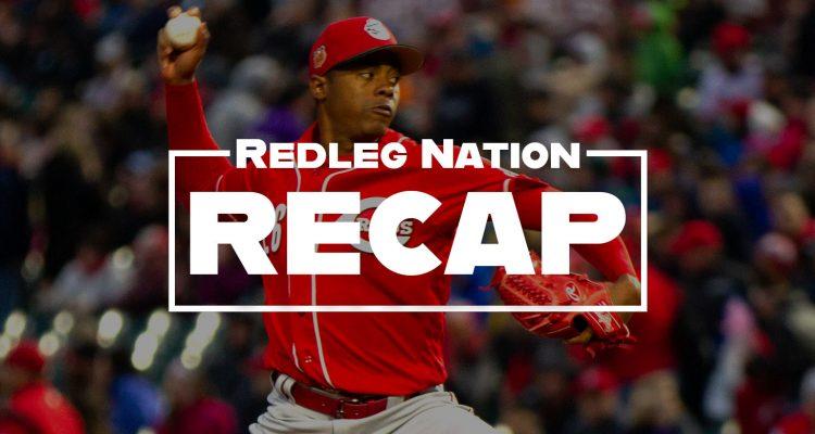Redleg Nation Recap Raisel Iglesias