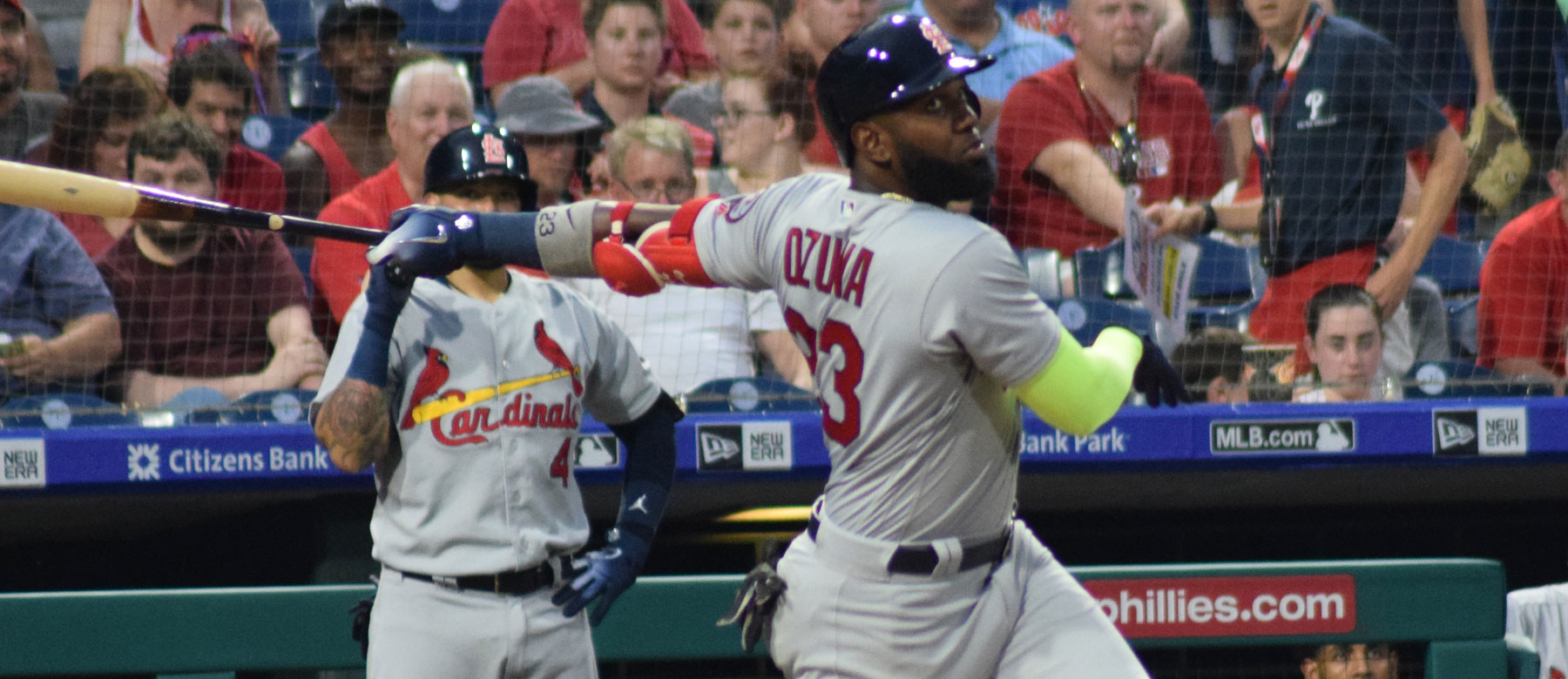Reds reportedly pursuing outfielder Marcell Ozuna in free agency? - Redleg Nation