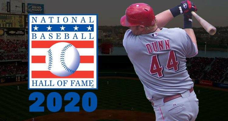 Longest Home Runs 2020.Adam Dunn Scott Rolen Among Reds On 2020 Hof Ballot