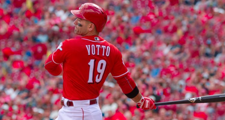 Joey Votto (Photo: Doug Gray)