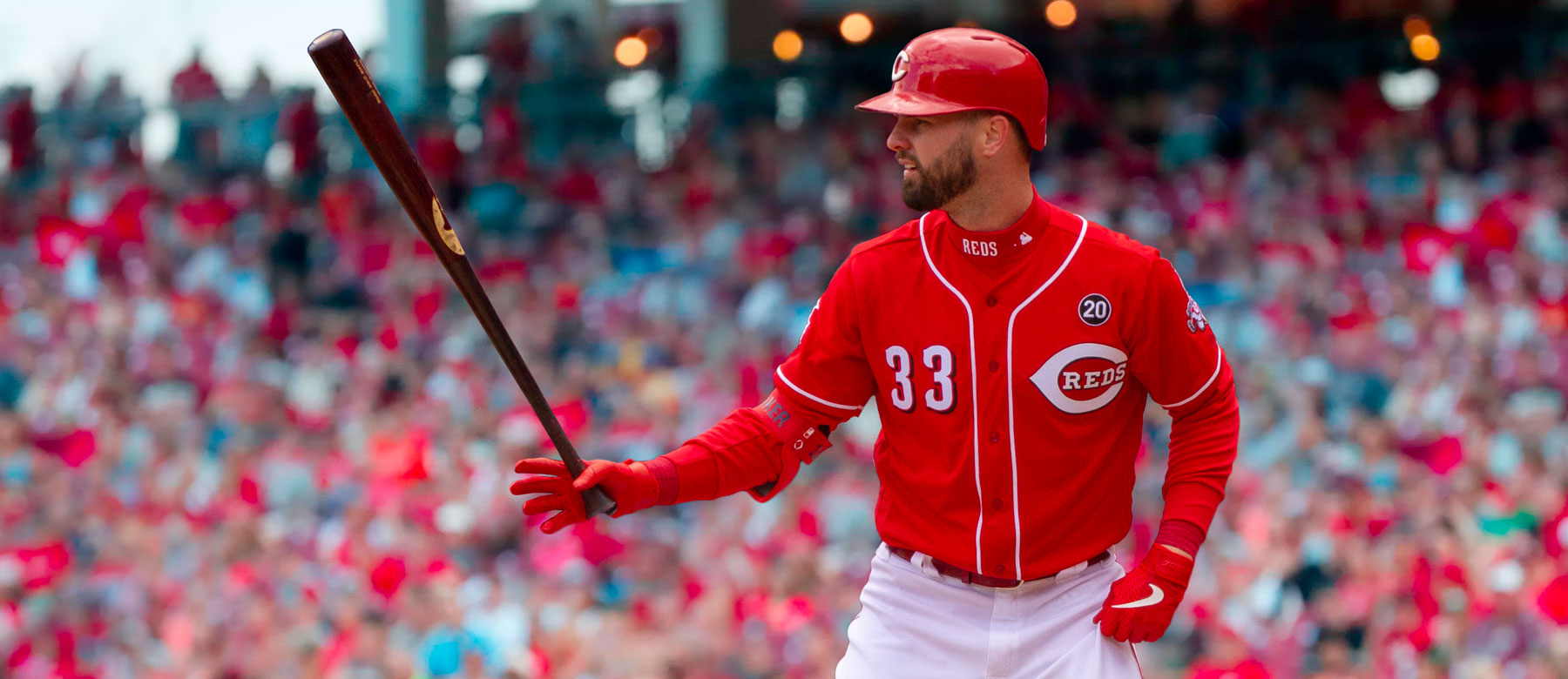 Looking back at the 2019 Reds: The Jesse Winker Edition