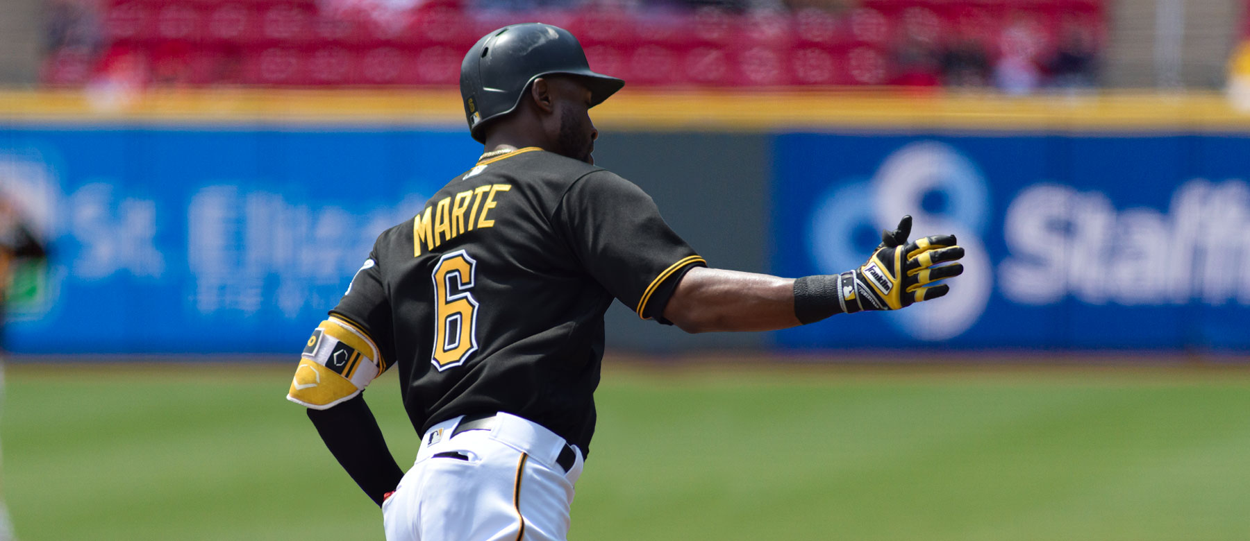 Could the Reds be a good fit for Starling Marte?
