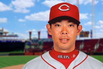 Shogo Akiyama Cincinnati Reds