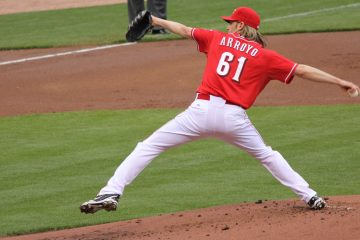 Bronson Arroyo (Photo: Doug Gray)